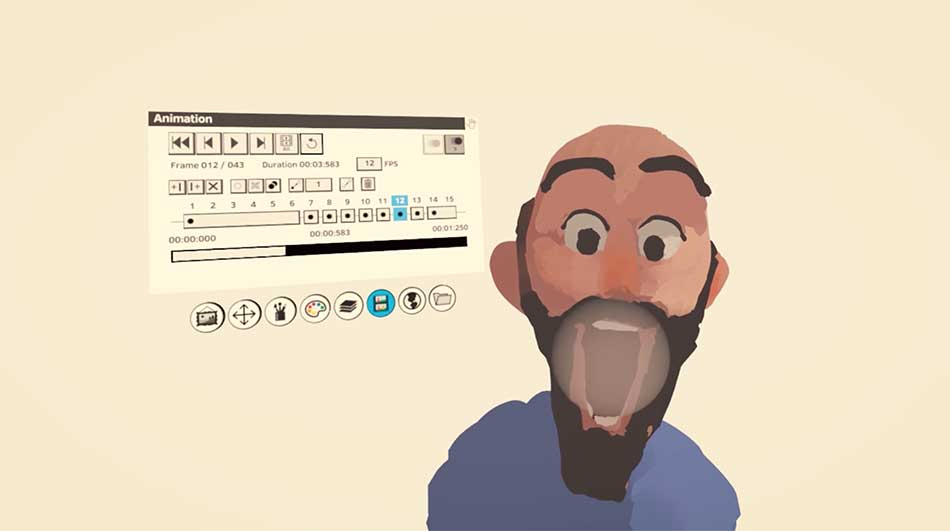 Das bisher wichtigste Update für Facebooks 3D-Malapp Quill bringt Werkzeuge, mit der VR-Nutzer Zeichnungen Leben einhauchen können.