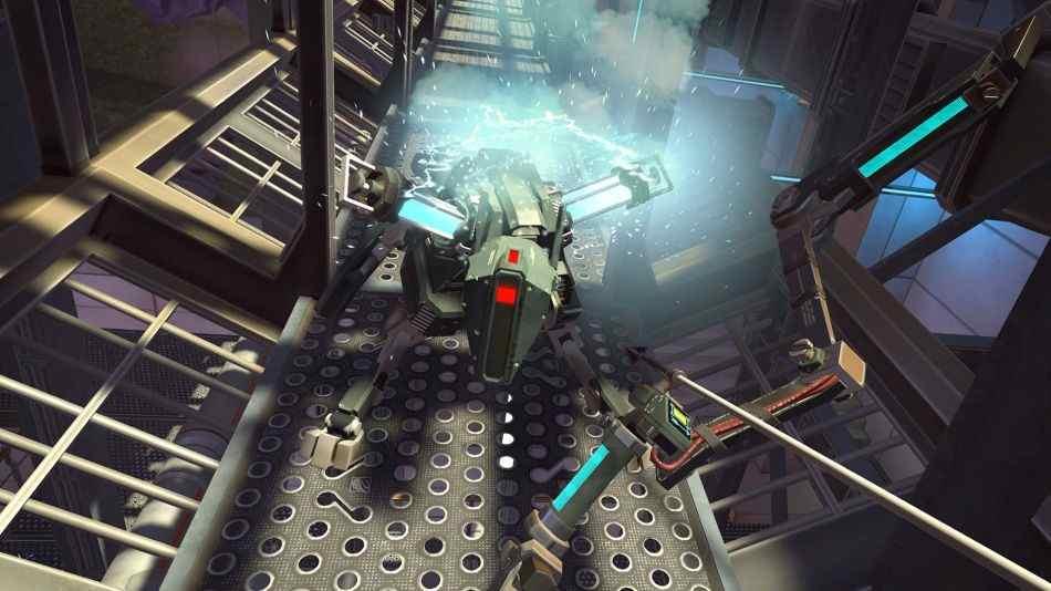 Mit Apex Construct ist heute ein Action-Adventure des Studios Fast Travel Games für Playstation VR erschienen. Versionen für Oculus Rift und HTC Vive folgen am 20. März.