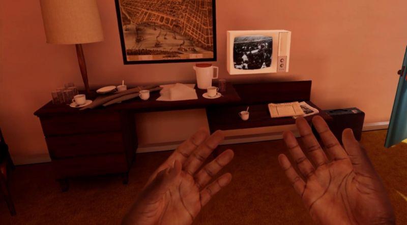 """Die VR-Erfahrung """"I am a Man"""" macht die Rassenunruhen aus 1968 in den USA in Virtual Reality erlebbar - inklusive der Ermordung von Marin Luther King."""
