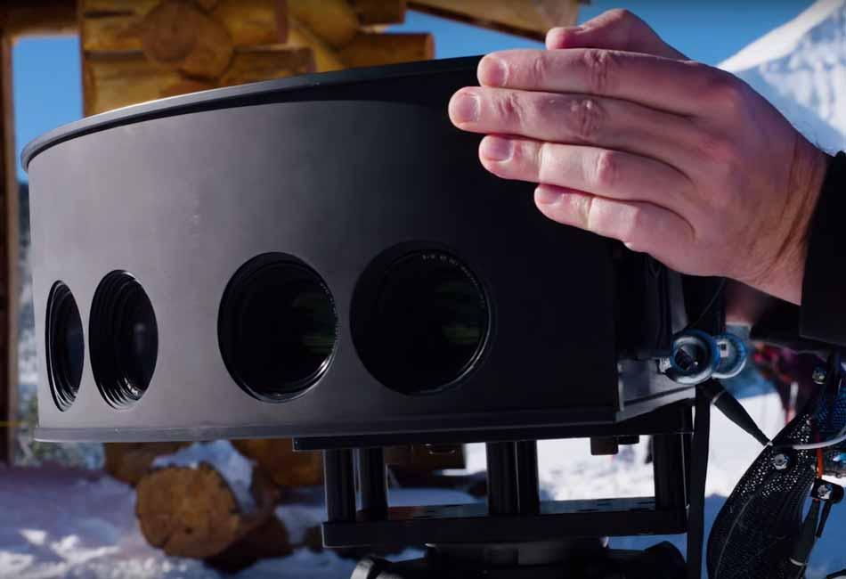 NBC überträgt mit Intel-Technologie viele Wettkämpfe der Olympischen Winterspiele in Pyeongchang live in die VR-Brille.