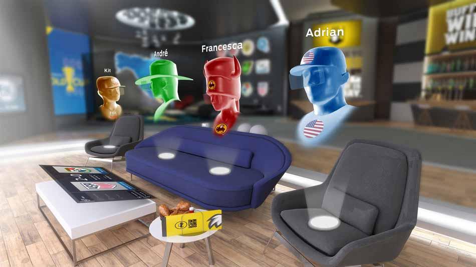 Das Startup Livelike will Sportveranstaltungen zu einem sozialen Virtual-Reality-Erlebnis machen.