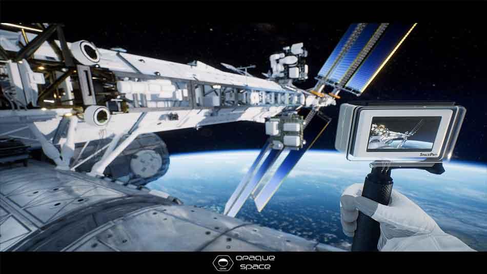 Mit Earthlight: Spacewalk werden bald auch PSVR-Nutzer die International Space Station in der virtuellen Realität besuchen können.
