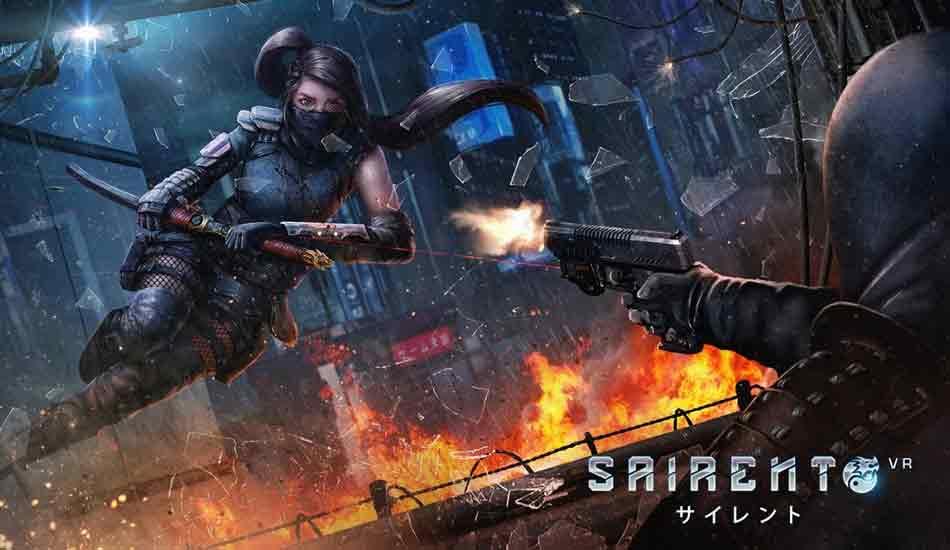 Der Cyberninja-Shooter Sairento VR hat den Early-Access-Status verlassen und bietet jetzt eine eigene Kampagne.