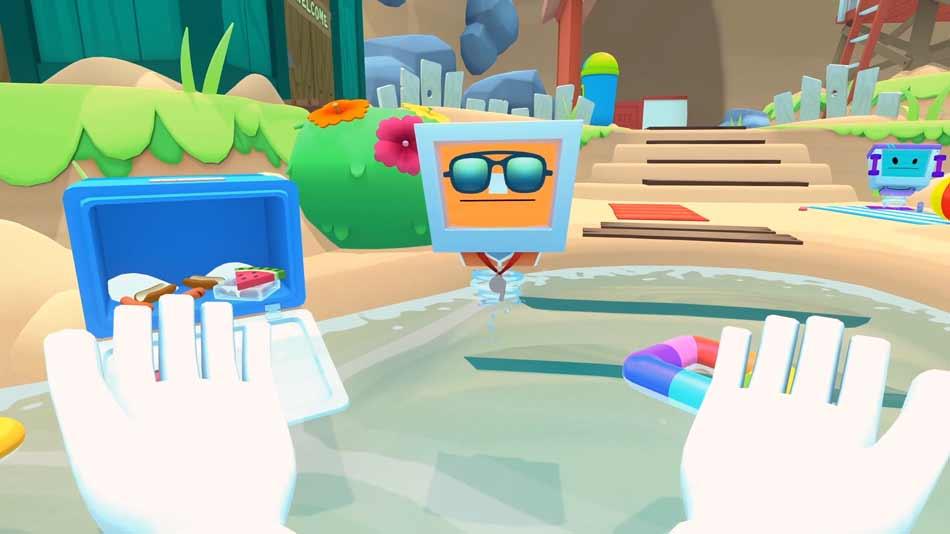 Das Virtual-Reality-Spiel Job Simulator gehört den erfolgreichsten VR-Apps am Markt. Jetzt gibt Chefentwickler Alex Schwarz anderen Programmierern Tipps.