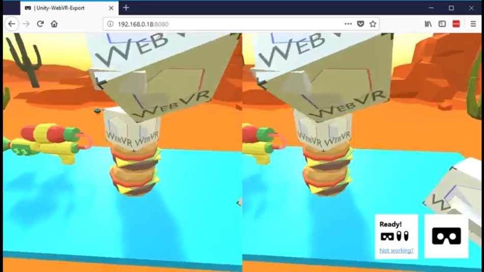 WebVR läuft direkt im Browser und soll Herausgeber von Virtual-Reality-Inhalten unabhängig machen von den Regeln der Plattformanbieter.