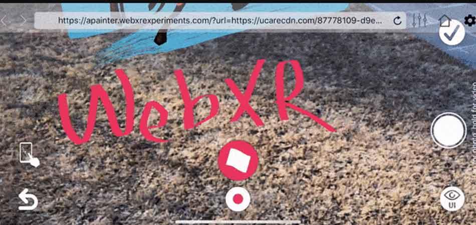Virtual und Augmented Reality im Browser: Aus WebVR wird WebXR