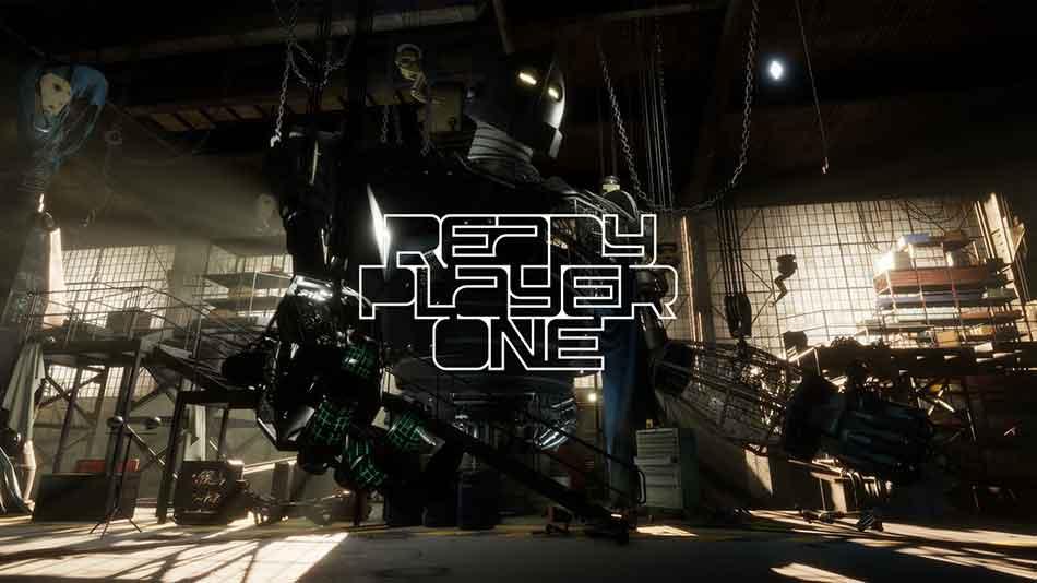 Ready Player One: Offizielle VR-Erfahrungen bei Steam erschienen