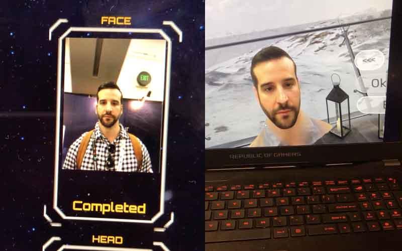 Auf der GDC zeigte das Startup Itseez3D eine Technologie, die aus Selfies binnen Sekunden originalgetreue 3D-Kopfmodelle erstellt. Ich habe den Selbstversuch gemacht.