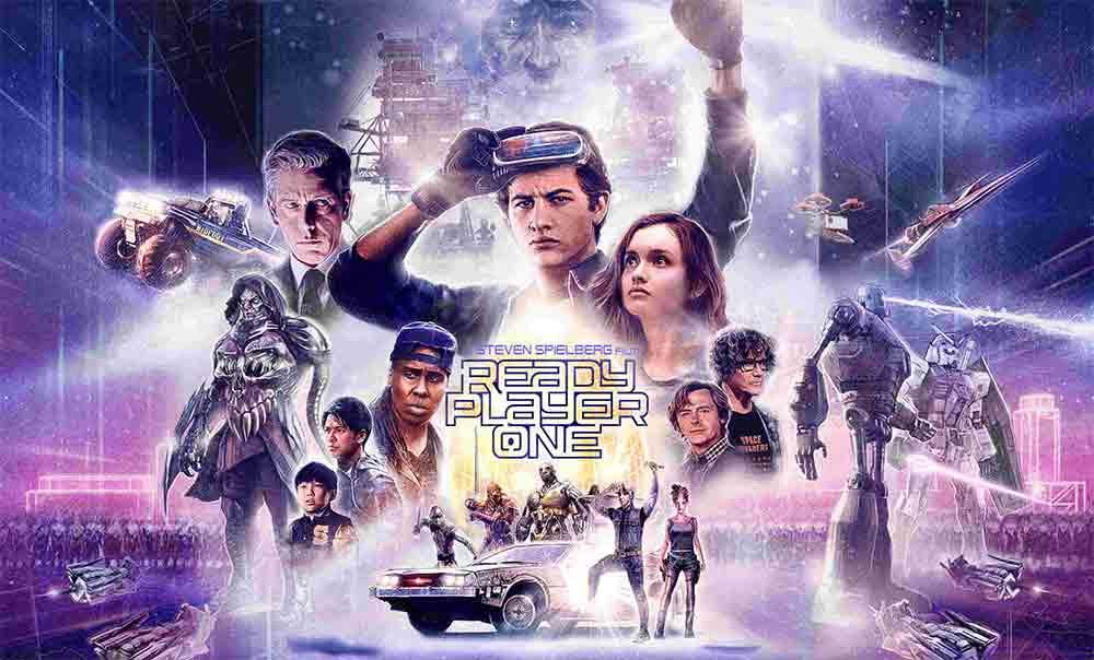 Ready Player One ist ein visuell eindrucksvoller und rasant erzählter Science-Fiction-Streifen geworden, der die Stärken, aber auch die Schwächen seiner Romanvorlage erbt.