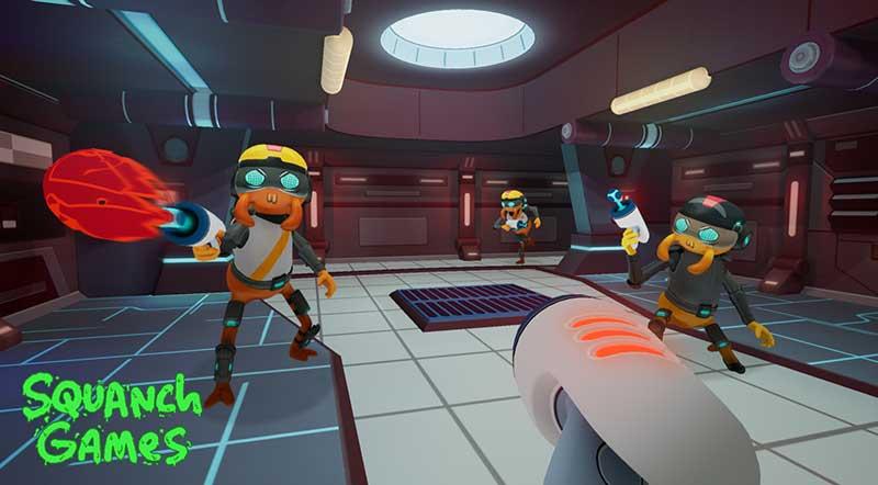 """Das Studio hinter dem witzigen VR-Spiel """"Accounting"""" produziert mit Google zusammen eine Reihe experimenteller VR-Titel für die Daydream-Plattform."""