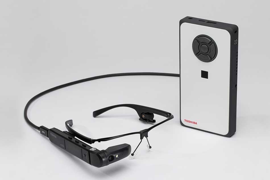 Toshiba hat eine Datenbrille für professionelle und industrielle Anwendungsszenarien vorgestellt. Das Besondere am Gerät: Es läuft auf Basis von Windows.