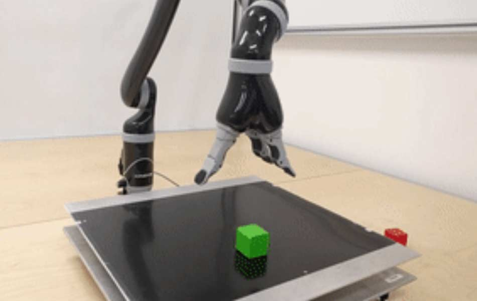 Googles KI-Schwester Deempind arbeitet an einer neuen Software, mit der Roboter eigenständig die Kontrolle über ihre mechanischen Fähigkeiten lernen sollen.
