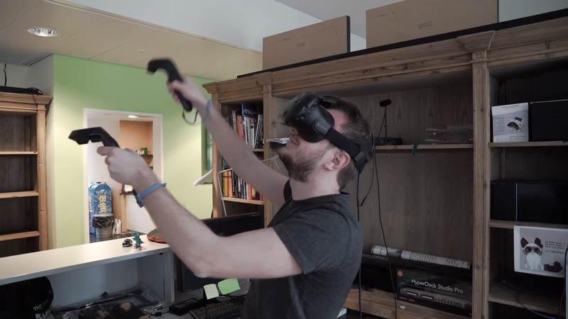 Auf einer Virtual-Reality-Entwicklerkonferenz stellten Disney-Forscher ein Verfahren vor, mit dem Filmskripte automatisiert in eine Computerszene umgewandelt werden können.