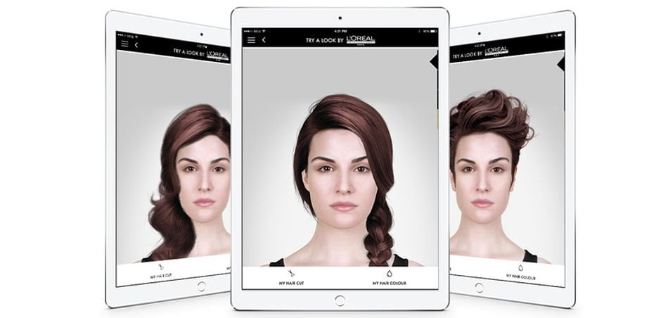 Augmented Reality erobert die Modebranche: Kosmetikhersteller L'Oreal übernimmt die AR-Spezialisten von Modiface, Modehändler Zara setzt AR im Einzelhandel ein.