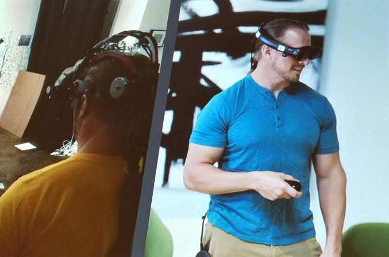 Der Sprung hin zum finalen Formfaktor fällt deutlich aus. Unbekannt ist, welche Funktionen Magic Leap im Laufe der Jahre veränderte. Bild: Magic Leap via Road to VR