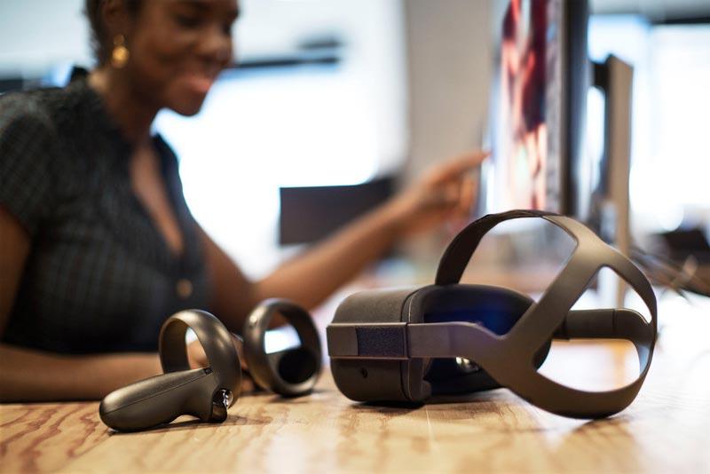 Auf der Game Developers Conference sprach Oculus' Hardware-Team über Oculus Go und die autarke 6DOF-Brille Santa Cruz.