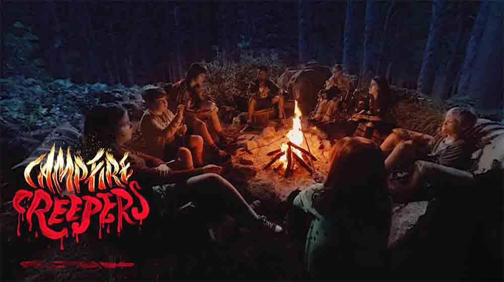 """Oculus Rift: Retro-Horror-Serie """"Campfire Creepers"""" erscheint am 21. April"""