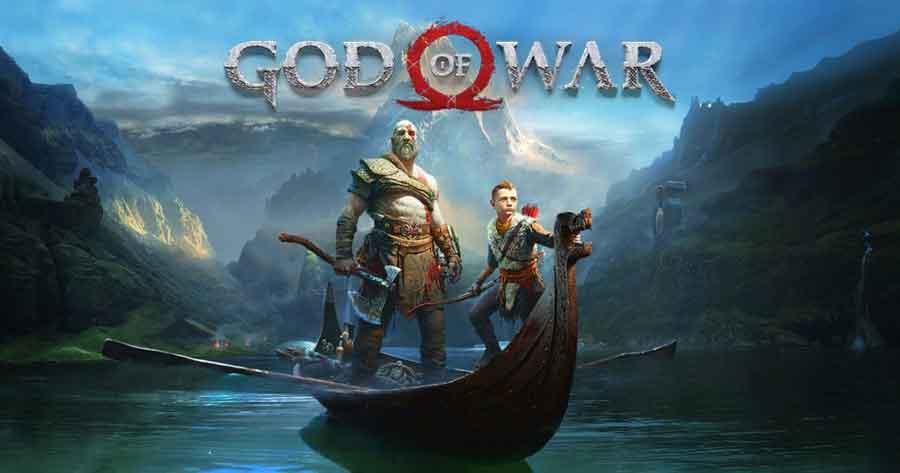 """Den neuen Bildschirm-Blockbuster """"God of War"""" wertet Sony mit einer ergänzenden Augmented-Reality-App auf."""