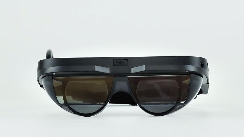 AR-Brille Mix: Kickstarter-Kampagne erfolgreich, VR-Visor angekündigt