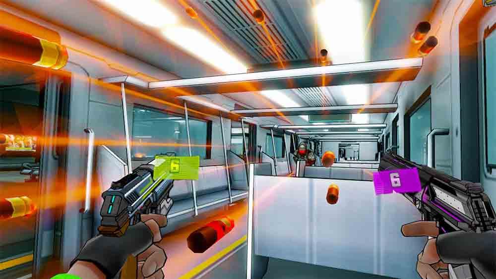 Virtual Reality: Temporeicher Ego-Shooter im Borderlands-Look angekündigt