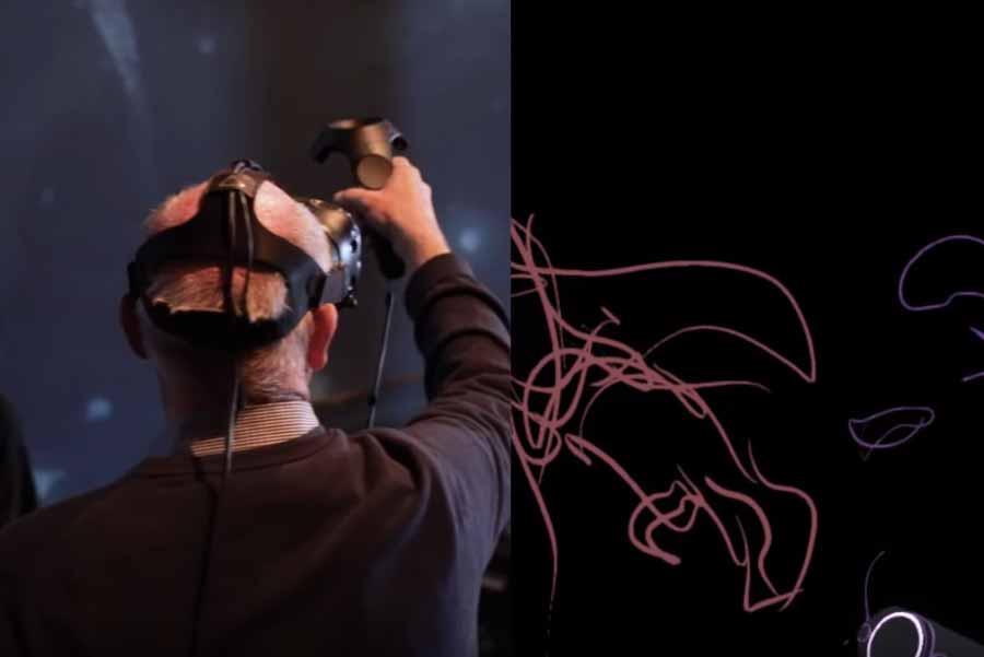 Glen Keane hat wahrscheinlich in so ziemlich jedem Leben zu irgendeinem Zeitpunkt eine Rolle gespielt. Er ist der Schöpfer von berühmten Zeichentrickfiguren wie Arielle, Pocahontas oder Aladdin. Virtual Reality bietet ihm eine völlig neue Zeichenwelt.