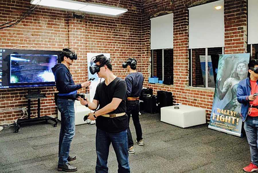 Drahtlos-VR: Tpcast-Business-Version für vier Nutzer kommt nach Europa