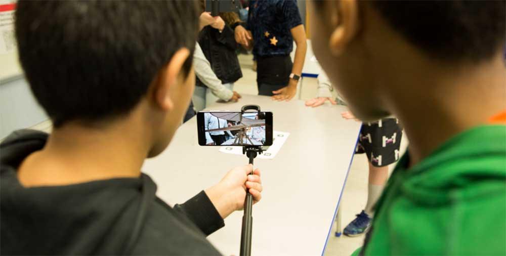 Google Expeditions bietet jetzt Augmented-Reality-Touren