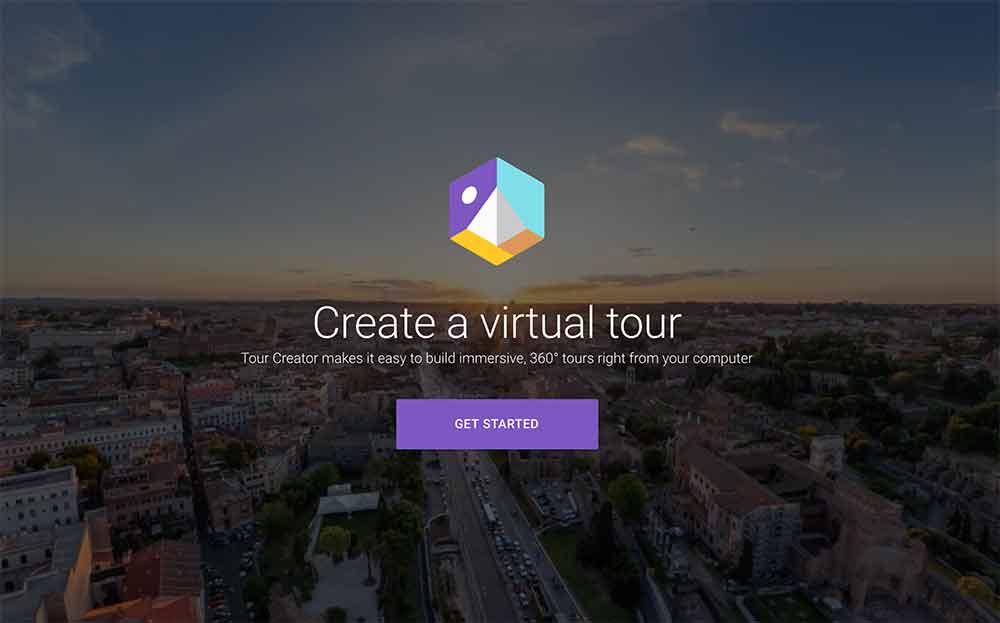 """Mit Googles """"Tour Creator"""" kann nun jeder direkt im Webbrowser seine eigene, kleine Entdeckungsreise kreieren und teilen."""