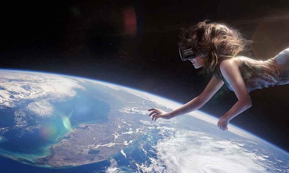 Startup plant VR-Weltraumtourismus mittels 360-Grad-Satelliten