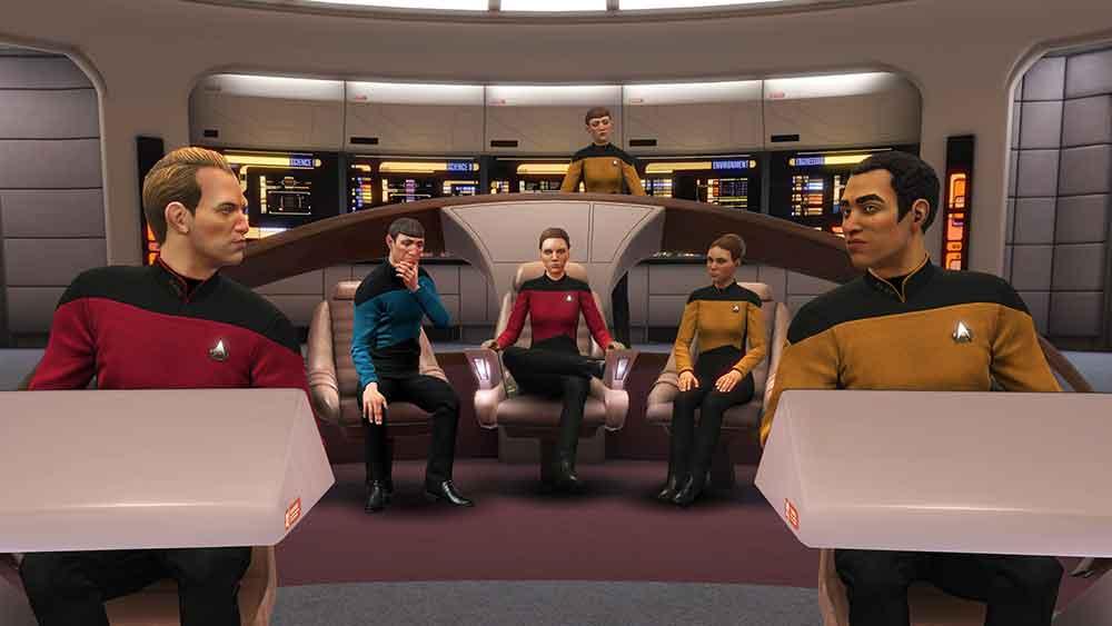 """Oculus Rift & HTC Vive: Erweiterung für """"Star Trek: Bridge Crew"""" erschienen"""