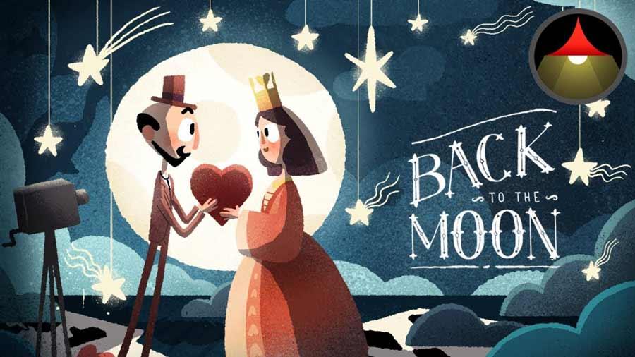 Back to the Moon: Googles erstes 360-VR-Doodle