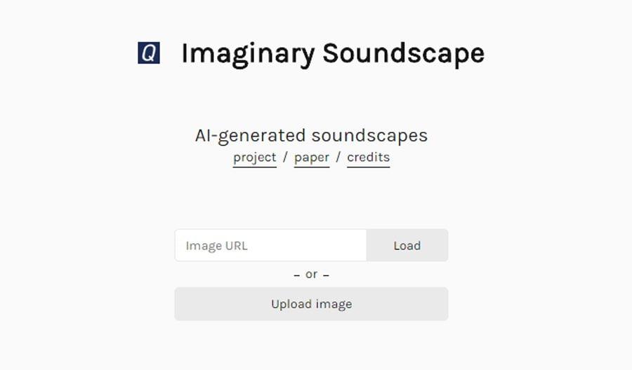 Wie klingt ein Bild? Ein von japanischen Forschern entwickeltes KI-System sucht mittels maschinellem Lernen aus 52.000 Soundschnipseln eine passende Audiolandschaft aus.