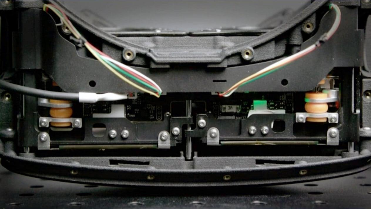 Der Multifokusmotor von oben. Bild: Facebook