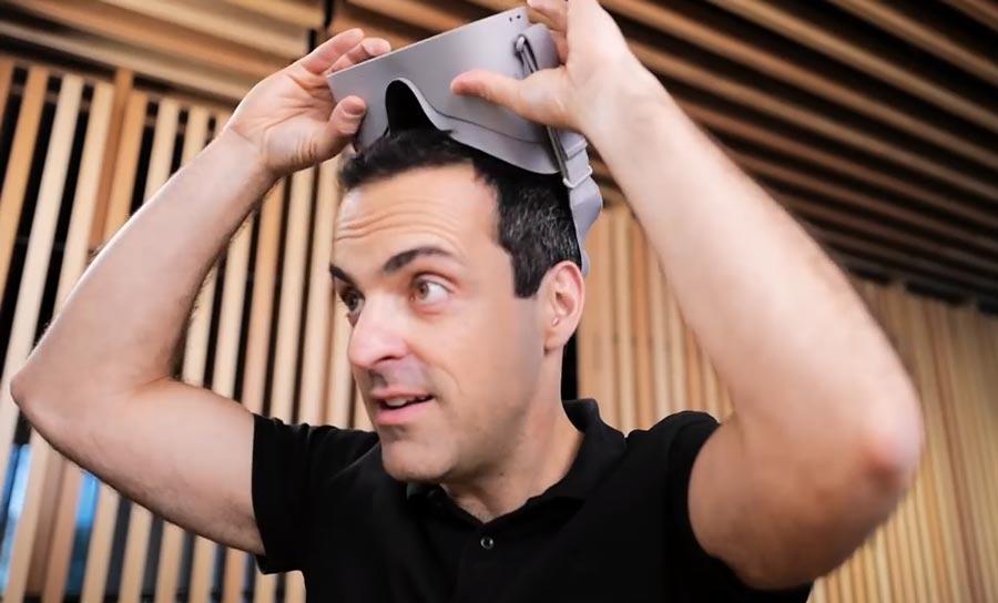 Facebook investiert Milliarden in das Virtual-Reality-Ökosystem. Auch die neue VR-Brille Oculus Go wurde laut Oculus-Manager Hugo Barra nicht für den unmittelbaren Profit entworfen.