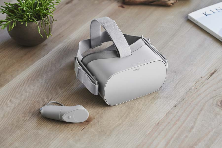 Facebook nimmt den dritten Anlauf, Menschen eine Virtual-Reality-Brille aufzuziehen. Klappt es mit Oculus Go? Unsere Meinung gibt es im folgenden Test.