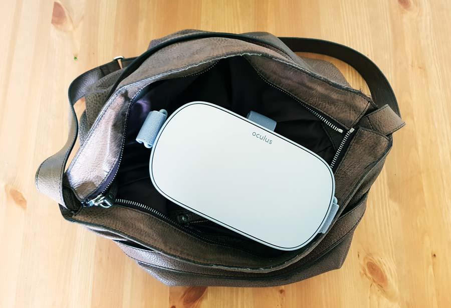 Facebook könnte mehr als eine Million Oculus-Go-Brillen verkauft haben.