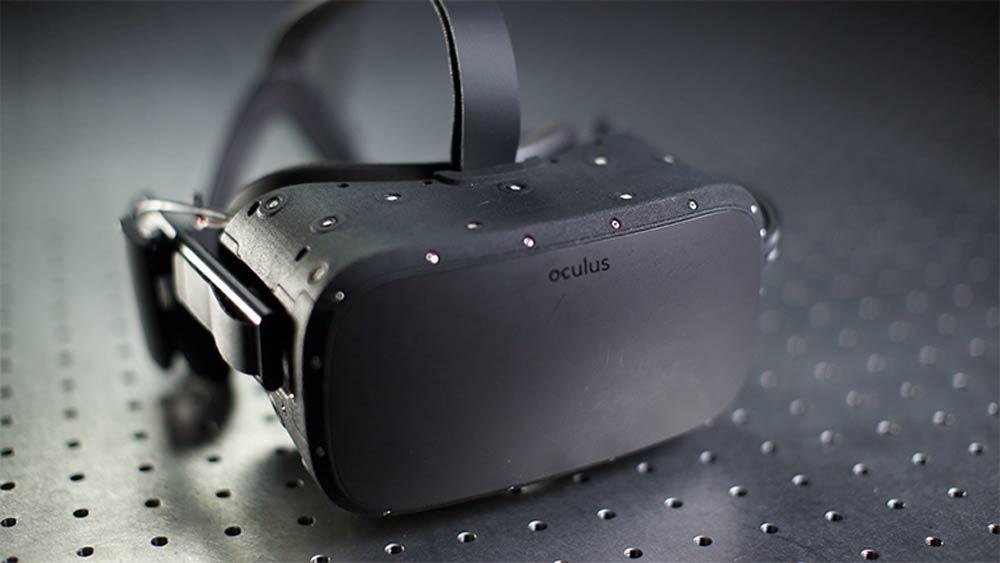 Sieht im Grunde verkaufsfertig aus: Halfdome-Prototyp Nummer 3. Bild: Oculus