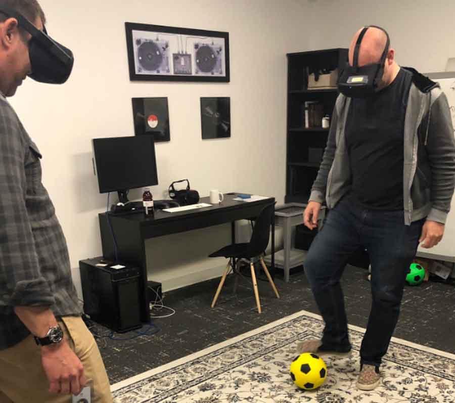 Am ersten Tag der F8 Entwicklerkonferenz konzentrierte sich Oculus ganz auf die neue Go-Brille. Am zweiten Tag zeigte das Unternehmen die interessantesten Experimente aus der VR-Werkstatt.