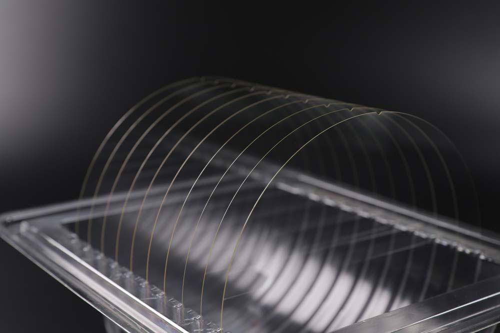 Auf der Fachmesse Display Week in Los Angeles zeigt der deutsche Glashersteller Schott Technologies ein neues Glas, das das Sichtfeld von Augmented-Reality-Brillen fast auf das Niveau des natürlichen Sichtfelds bringen soll.