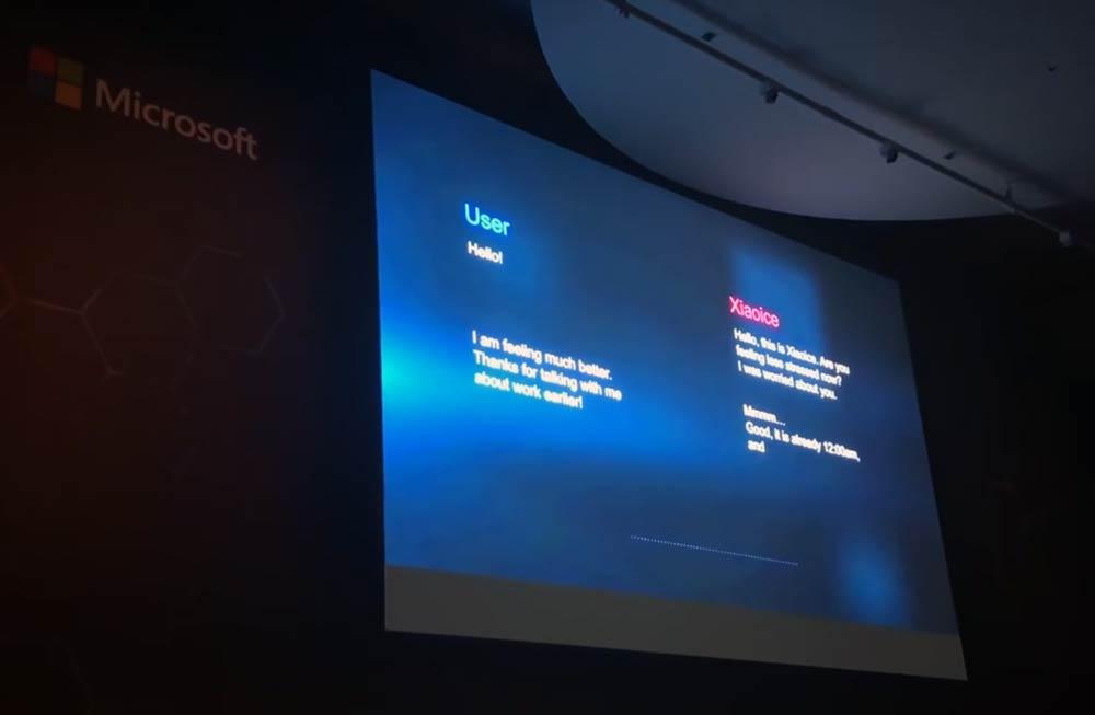 Mit der natürlich telefonierenden Künstlichen Intelligenz Duplex sorgte Google Anfang Mai für Erstaunen und anschließende Diskussionen. Auf einer Londoner KI-Veranstaltung demonstrierte Microsoft-Chef Satya Nadella nun eine ähnliche Funktion - vorerst nur in chinesischer Sprache.