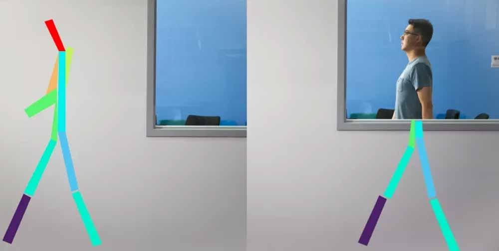 Wissenschaftler desMassachusetts Institutsfür Technologie entwickeln ein KI-System, das durch Wände sehen kann. Der Röntgenblick gelingt anhand von Drahtlossignalen.