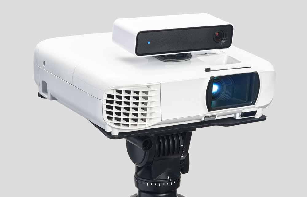 Lightform: Augmented-Reality-Sensor für Beamer kostet 699 US-Dollar