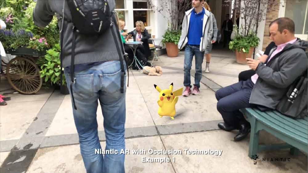 Pokémon Go: Niantic stellt neue Multiplayer-AR-Erfahrung vor