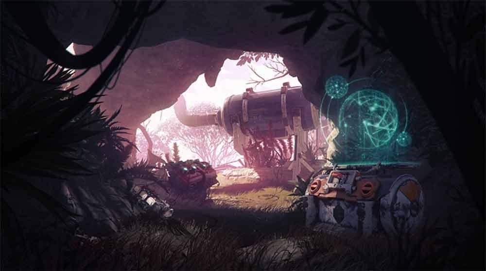 """Nach dem Teaser ist vor dem Trailer: Insomniac Games stellt """"Stormland"""" vor, ein neues Virtual-Reality-Spiel, das 2019 für Oculus Rift erscheint."""