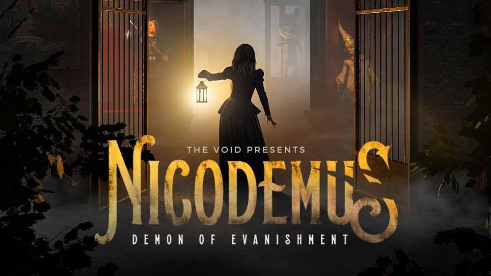 """The Voids neue Horrorerfahrung """"Nicodemus: Demon of Evanishment"""" ermöglicht Spielhallenbesuchern einen Trip in die Vergangenheit. Der Anlass ist leider nicht besonders erfreulich."""