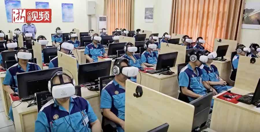 Wenn die psychische Drogenabhängigkeit stärker ist als die körperliche, helfen normale Entgiftungsprogramme oft nicht mehr. In China experimentieren Therapeuten mit drastischen VR-Videos, die Probanden die Lust an Drogen nehmen sollen.