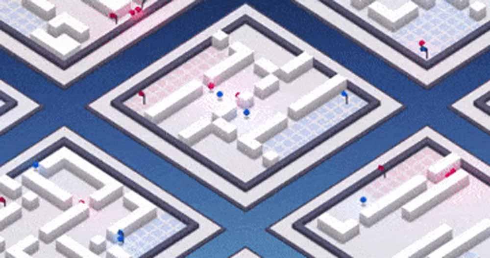 Googles Künstliche-Intelligenz-Schwester Deepmind verkündet einen weiteren KI-Fortschritt: Künstliche Intelligenz, die im Team spielt - und menschlichen Teams keine Chance lässt.