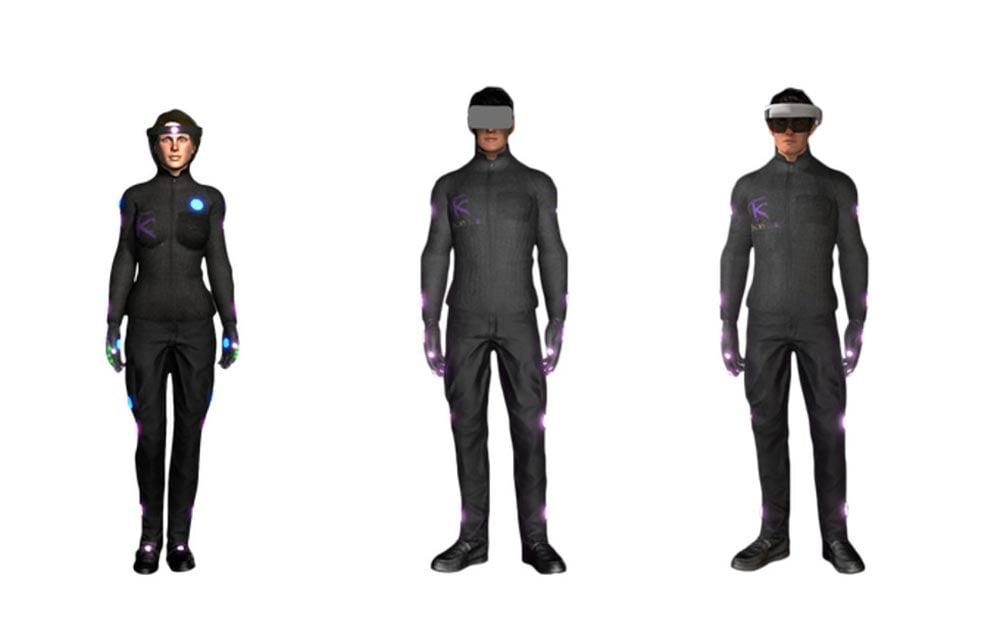 Ein neuer Ganzkörperanzug verspricht volle Bewegungsfreiheit in der Virtual Reality ohne externe Sensoren. Das hat allerdings seinen Preis.