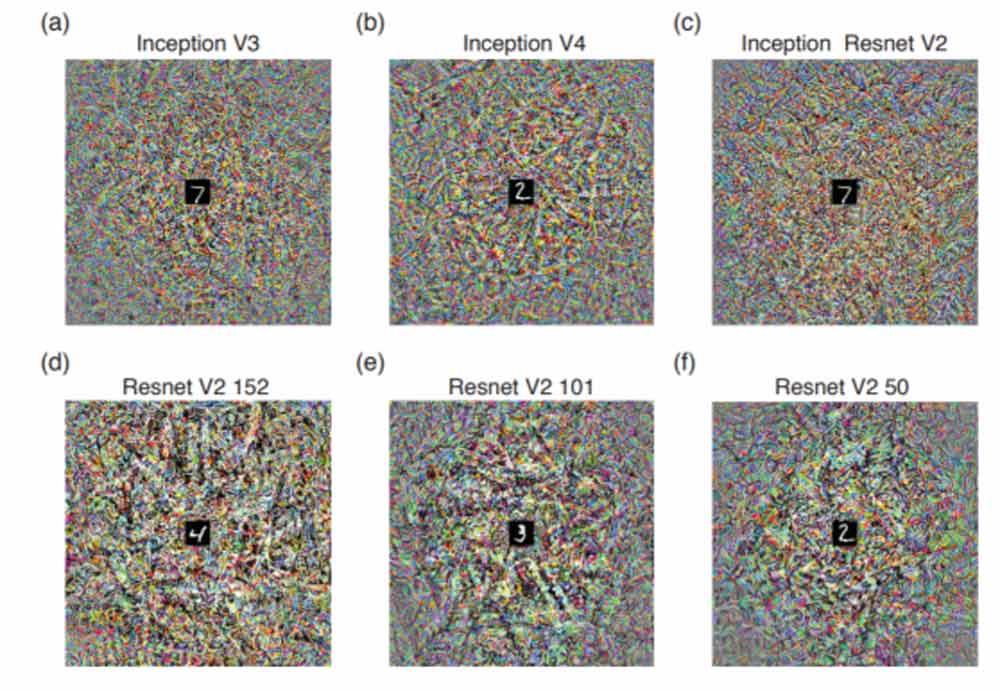 Googles Brain-Team zeigt einen beeindruckenden Deep-Learning-Hack: Ein Sticker lässt die Künstliche Intelligenz ungewollte Berechnungen durchführen.