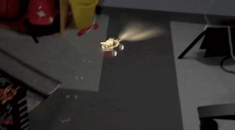 | magic leap buggy wand still tmp